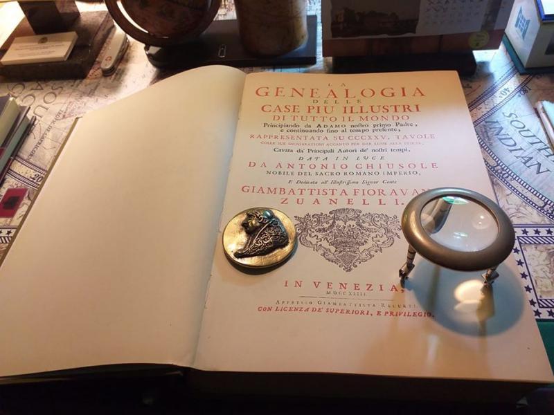 libro d' oro della nobiltà italiana